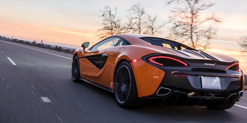 Luxury Vehicle Shipping